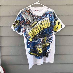 Nascar Jimmy Johnson #48 Shirt